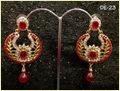 Ruby Stone Earrings
