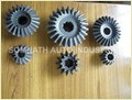 Rotavator Crown Pinion Set