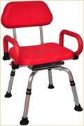 Deluxe Rotate Seat Shower Chair Hs4325