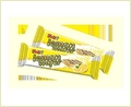 Wafer Yolli With Cream Lemon And Milk Coating  25g