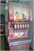 Coco Cola Making Machine