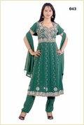 Salwar Kameez Suit Set