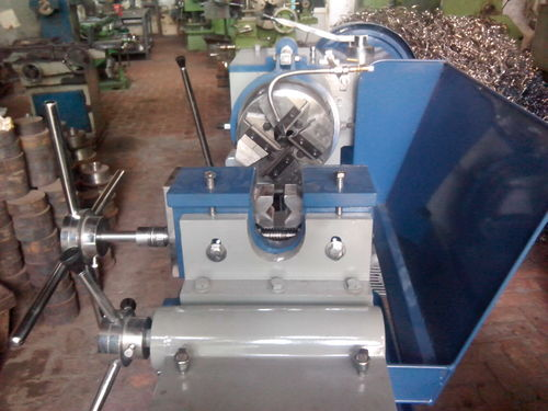 Chaser Threading Machine
