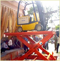 Hydraulic Scissor Lift Table Atpl-003