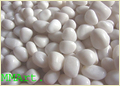 White Polished Pebble