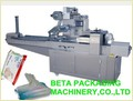 Automatic Wet Tissue Baby Wipes Packaging Machinery