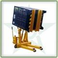 Hydraulic Bin Tilter
