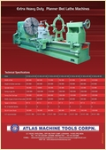 Lathe Machine ( Planner Type Bed)