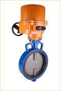 Electric Butterfly Valve Actuator