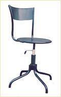 Metal Revolving Chair