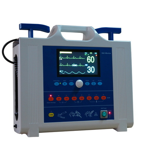 Defibrillator With Monitor Ktc04-Db9000d