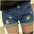 Korean Women'S Jean Short Pants