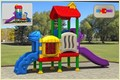 Plastic Play Equipment