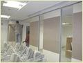 Moveable Acoustic Partitions