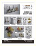 Stainless Steel Kitchen Accessories & Baskets