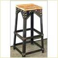 Iron Stools