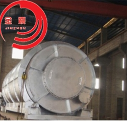 Plastic Recycle Refining Plant