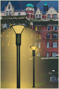 Modern Pole Light