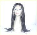Full Lace Wig Virgin Remy Hair Hand Tied