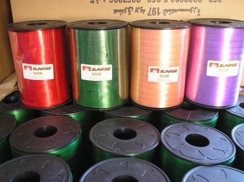Packing Film & Polyester Colour Tape