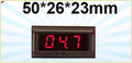 3 Digits Dc12v Digital Voltmeter
