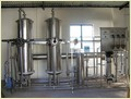 Water Treatment Plant With Ro Machinery