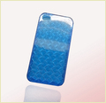 TPU Skin Cover For Iphone4
