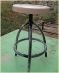Rotatable & Height Adjustable Stool