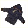 Kids Winter Long Jacket