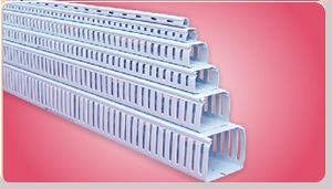 PVC Channels (Cable Ducts) Type-S2