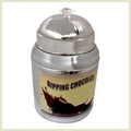 Stainless Steel Toppings Warmer