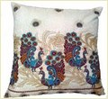 Embroiderry Cotton Cushion Cover (45 Cm. Sq.)
