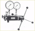 Comparison Pressure Test Pump