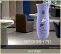 Vase Shape Air Freshener Dispenser