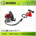 35.8cc 4-Stroke Backpack Gasoline Brush Cutter