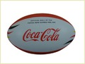 Promotional Coca Cola Rugby Ball