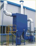 Electric Dust Collector For Cement Plant
