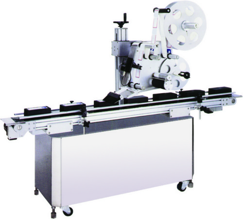 Automatic Top Surface Labeling Machines