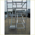 Aluminum Scaffolding Step Ladder