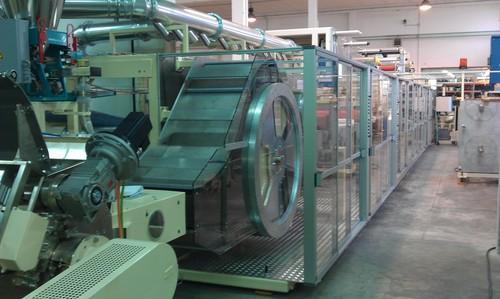 Italian Brand Adult Diapers Machine (200-220 Pcs/Min)