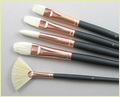 Artist Brush & Art Canvas