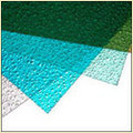 Polycarbonate Colored Embossed Sheets