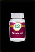 Shilajit 500