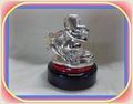 High Quality Silver Plated Ganesha Statue