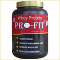 Pro-Fit - Fitness Protein Supplements