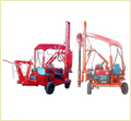 Crash Barrier Installation Equipment