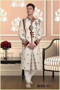 Grooms Dress Indo Western Suit