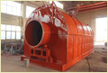 Waste Scrap Tyre Pyrolysis Plant