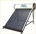 SPA Solar Water Heater