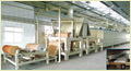 Decor Paper Impregnation Line